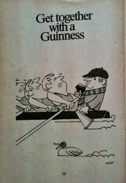 Get together with a Guinness