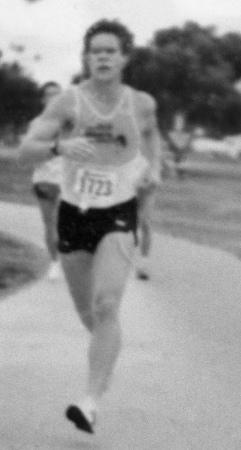 D marathoner